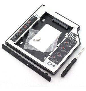 Second Hdd Caddy 9.5mm