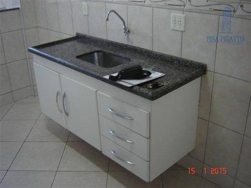 Imagem 1 de 14 de Apartamento À Venda, 81 M² Por R$ 420.000,00 - Morumbi - Paulínia/sp - Ap0134