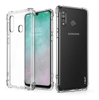 Capinha + Pelicula De Vidro Samsung Galaxy M30 Tela 6,4