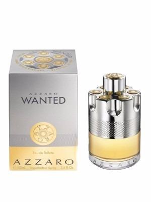Perfume Azzaro Wanted Eau De Toilette 100ml