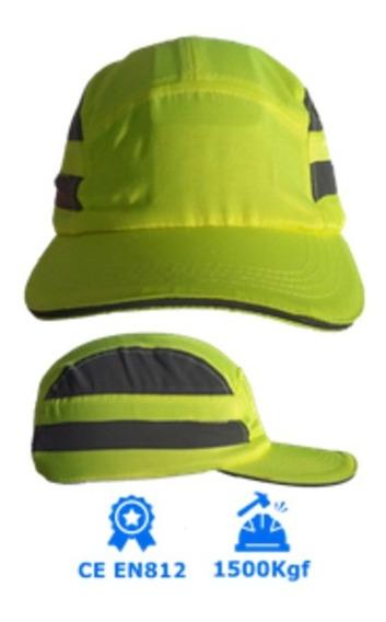Cachucha Gorra De Semi-seguridad Fluorescente