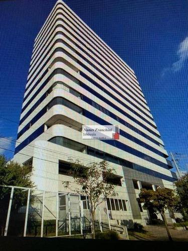 Barra Funda - Laje 640m² Com 16 Vagas De Estacionamento - Lj0002