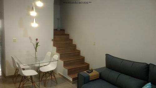 Oportunidade De Venda - Casa Em Condomínio Fechado Com Ótimo Acabamento Pronto Para Morar. - Ca00261 - 34337925
