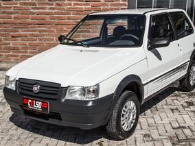 Fiat Uno Mille Way 2011
