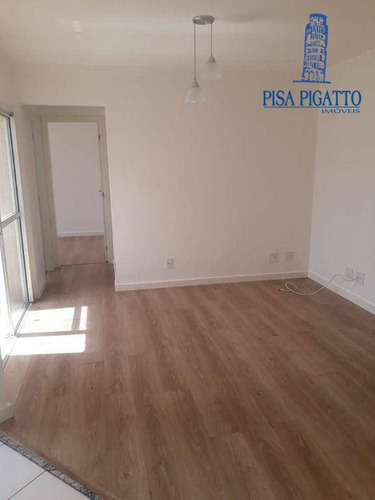 Imagem 1 de 20 de Apartamento Com 2 Dormitórios À Venda, 43 M² Por R$ 225.000,00 - Alto De Pinheiros - Paulínia/sp - Ap1172