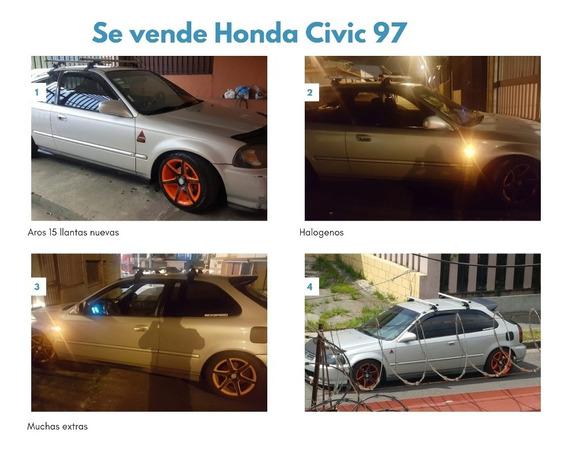 Honda Civic Ek Hatchback Dx