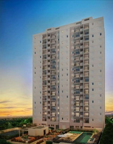 Apartamento Residencial Para Venda, Jardim Caboré, São Paulo - Ap5115. - Ap5115-inc