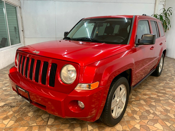 Jeep Patriot Extremadamente Impecable Nueva Factura Original