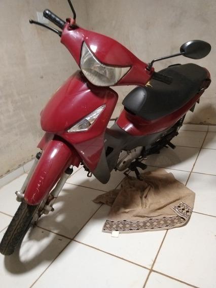 Honda Biz 2008 Sem Partida