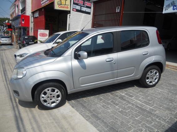 Fiat Uno Vivace 2013 4 Portas Completo