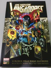 Os Novos Vingadores - A Busca Pelo Mago Supremo - Marvel