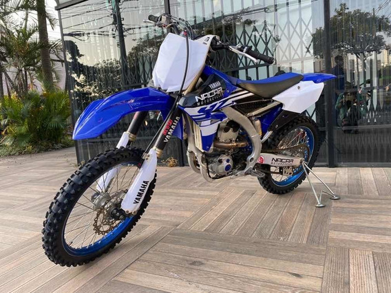 Yamaha Yz 250f Azul 2018