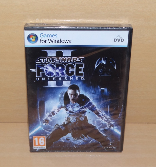 Star Wars - The Force Unleashed Ii 2 - Lacrado - Pc