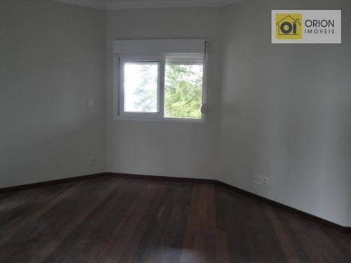 Casa Com 3 Dormitórios, 344 M² - Venda Por R$ 2.280.000,00 Ou Aluguel Por R$ 12.500,00/mês - Aldeia Da Serra - Barueri/sp - Ca0477