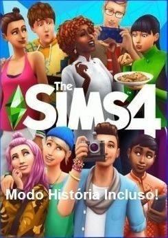 The Sims 4 - Todas As Expansões - Digital Pc - Completo 2019