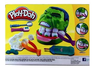 Hulk Dentista Brinquedo Play Doh Original / Lançamento 2020