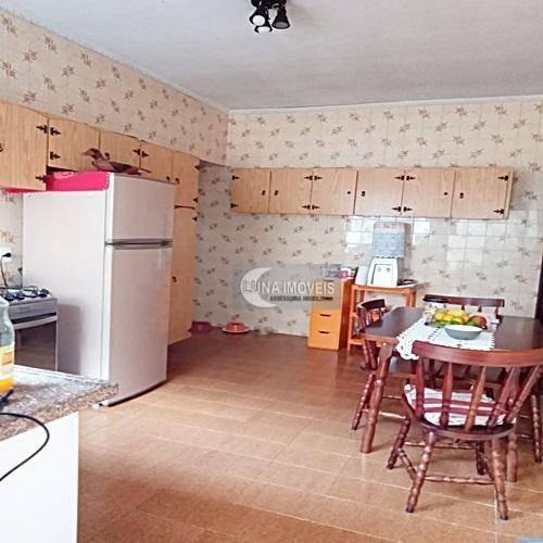 Casa Com 5 Dormitórios À Venda, 197 M² Por R$ 480.000,00 - Jardim Três Marias - São Bernardo Do Campo/sp - Ca0466