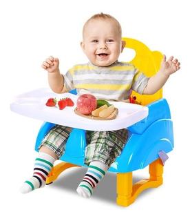 Silla Comer Portatil Bebé Excelente Calidad Precio Oferta