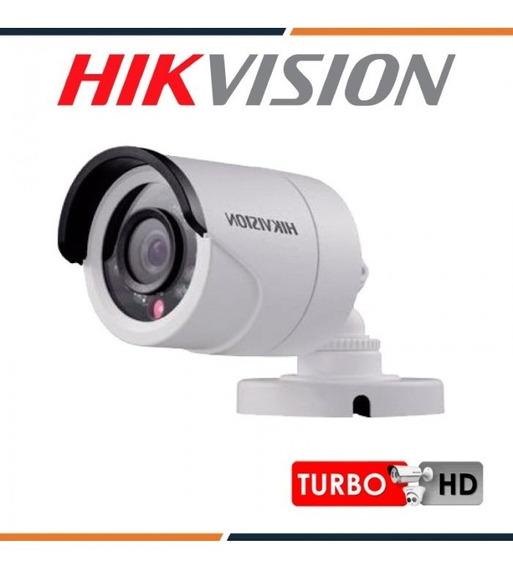 Camara Seguridad Hikvision Exterior Turbo Hd
