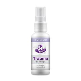 Sistema De Terapia Homeopet Tratamento Da Dor Trauma - 30 Ml
