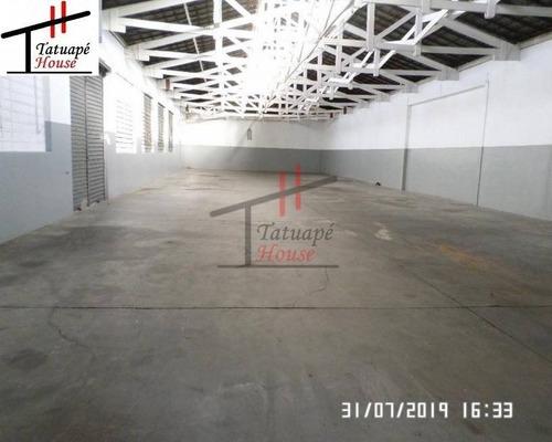 Imagem 1 de 10 de Galpao - Vila Guilherme - Ref: 8876 - L-8876