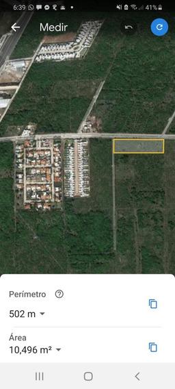 Terreno En Zona Residencial Para Fraccionar