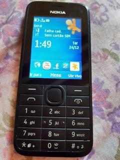 Nokia Asha Modelo 208.2 Em Ótimo Estado