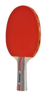 Raqueta Para Ping Pong Tenis De Mesa 5 Capas De Goma
