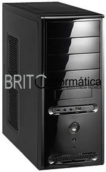 Pc Montado - Dual Core - 500gb - 4gb + Wifi Usb