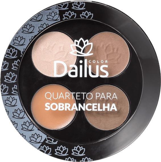 Quarteto Para Sobrancelhas Dailus - Original
