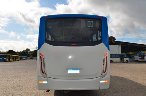 Ônibus Mercedes Benz/induscar Apache U