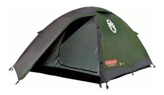 Carpa Coleman 3 Personas Darwin Camping Columna Agua 3000 Mm