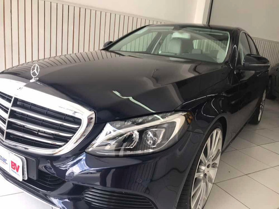 Mercedes-benz C 180 1.6 Exclusive Turbo Flex 4p 2018