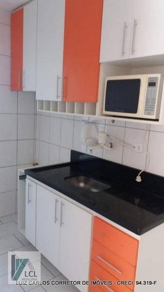 Apartamento Com 3 Dormitórios À Venda, 60 M² Por R$ 350.000,00 - Jardim América - Taboão Da Serra/sp - Ap0062