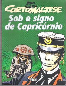Corto Maltese Sob O Signo De Capricórnio Hugo Pratt