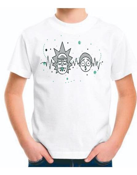 Remera Rick Y Morty - Rick And Morty