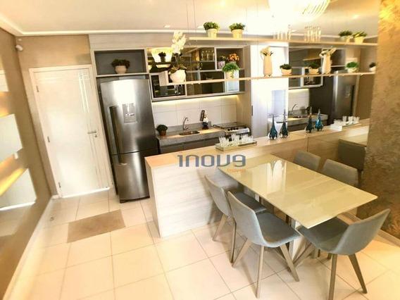 Apartamento Residencial À Venda, Messejana, Fortaleza - Ap0291. - Ap0291