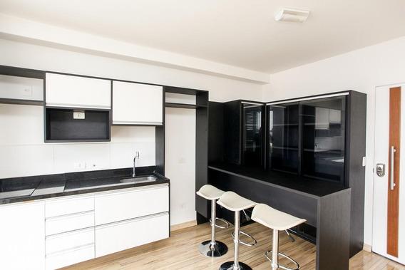 Apartamento Para Aluguel - Vila Augusta, 1 Quarto, 39 - 892992611