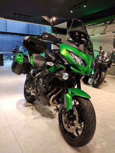 Kawasaki Versys 650 Tourer - 0km 2021