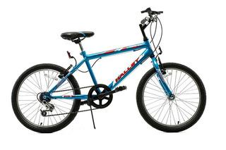 Bicicleta Cross R20 Varon V-brake Halley 19070 Mountain Bike