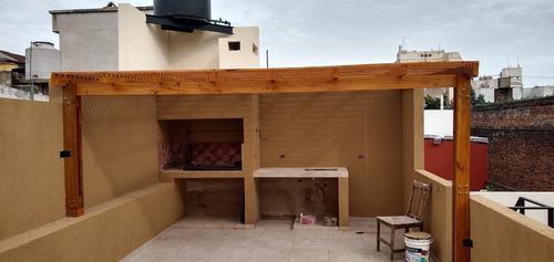 Dueño Ph Villa Crespo 4 Amb 2 Baños Terraza Propia Quincho