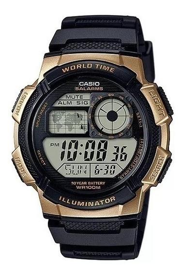 Relógio Casio Ae-1000w-1a3v