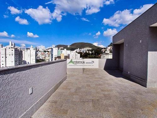 Cobertura Residencial À Venda, Buritis, Belo Horizonte. - Co0193