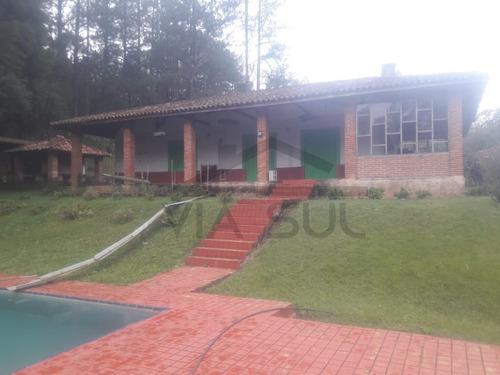 Imagem 1 de 29 de Chácara Em Itapecerica Da Serra - 173 - 34422317
