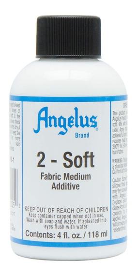 Angelus Aditivo 2-soft (para Tela ) 4 Oz