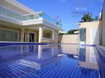 Casa Residencial À Venda, Acapulco, Guarujá. - Codigo: Ca0029 - Ca0029