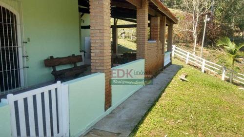 Imagem 1 de 19 de Chácara Com 2 Dormitórios À Venda, 15000 M² Por R$ 530.000,00 - Registro - Taubaté/sp - Ch0360