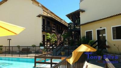 Aluguel Fixo!casa Em Condomínio 2 Quartos Braga Cabo Frio - 660