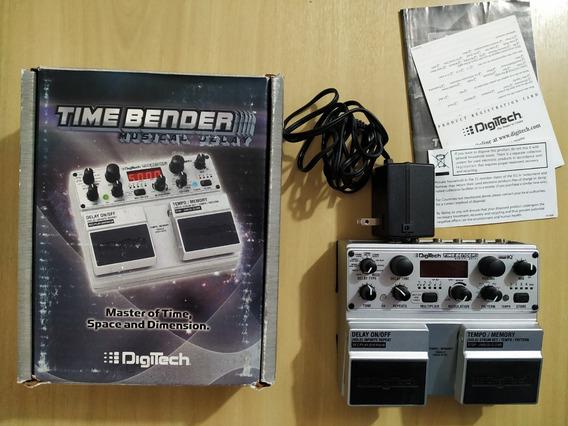Pedal Digitech Timebender Delay Raro (boss Strymon Ehx Mxr)