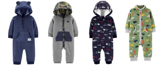 Jumpsuit Carter´s Nuevos Bebé Niño Niña De Importación